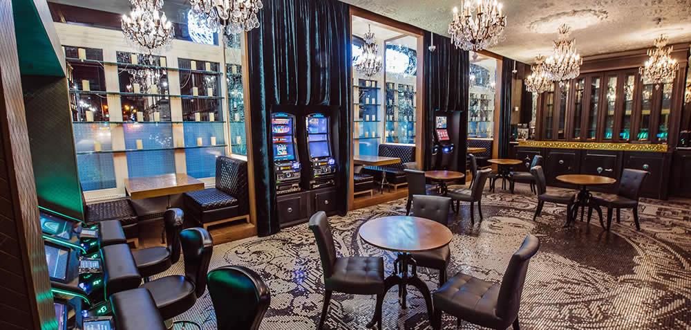 casino booth