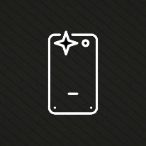 mobile and cameras icon